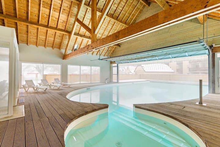 T3 Luchon piscine - Bagnères-de-Luchon - Apartamento