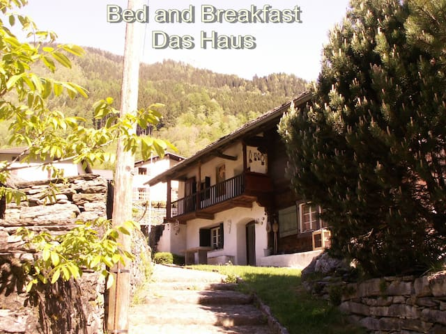 Bed & Breakfast im Calancatal - Calanca - Bed & Breakfast