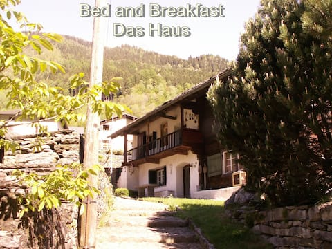Bed & Breakfast im Calancatal
