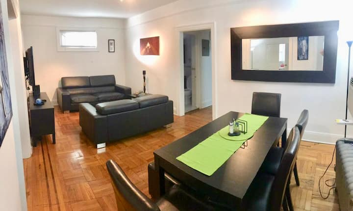 Luxurious apartment NYC 5 min from LGA Airport