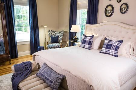 Historic Goshen Stagecoach Inn - Roosevelt Room #3 - Goshen - Bed & Breakfast