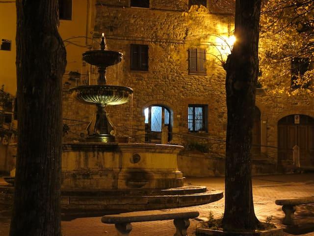 Le Pietre Antiche - Castiglione d'Orcia - Casa