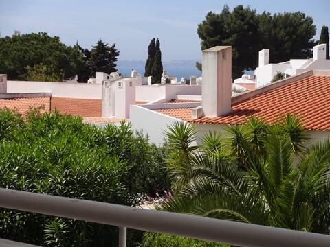 Sea view apartment in Prainha luxury location!