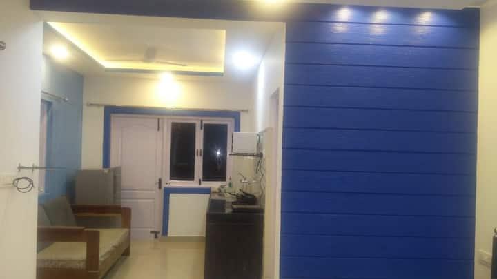 Goan blue Furnished Apartments