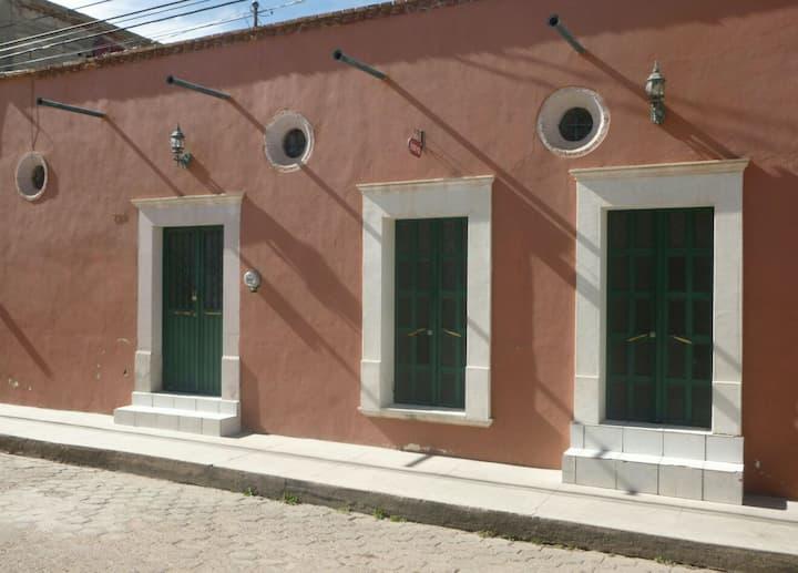 Downtown Private Department Jerez Zacatecas