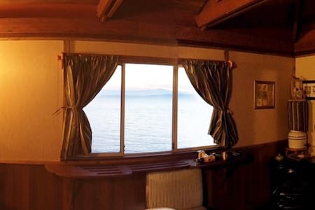 Romance Oceanside Glamping - Sechelt