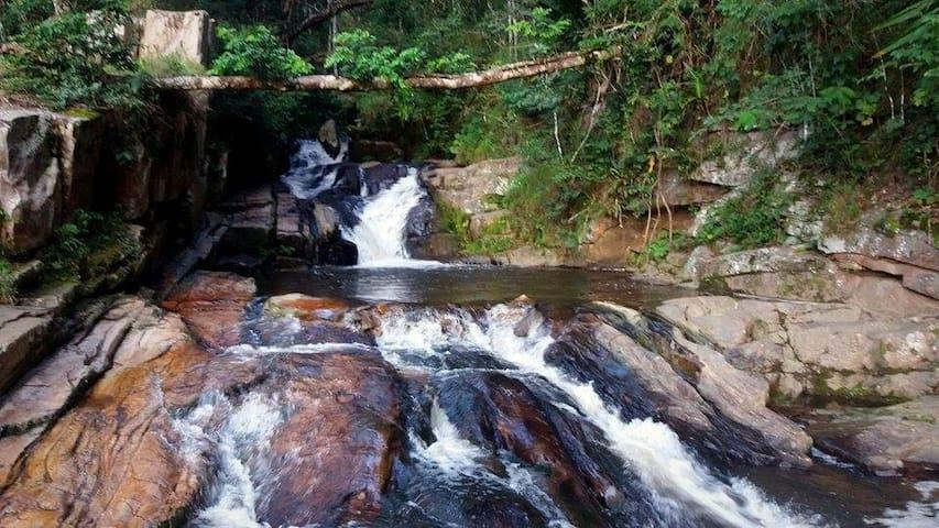 Pontos Turísticos: Cachoeira dos Amores
