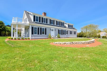#529: Gorgeous Home w/ Water Views, Brand New Construction, Near Nauset Beach!