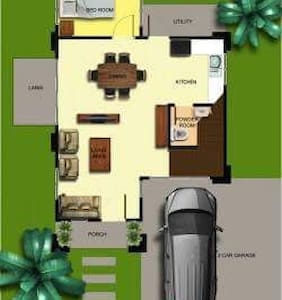Newly built house just for you!