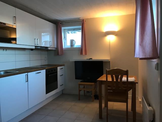 Central apartment close to forrest/hiking tracks - Oslo - Flat