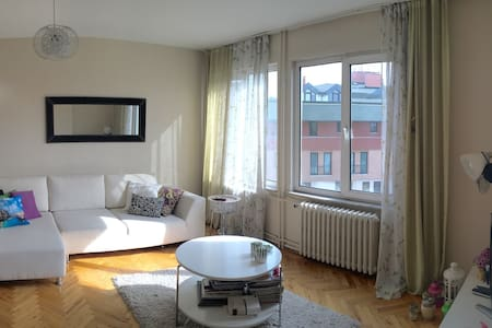 Cosy and Safe Apartment in a Central Neighbourhood