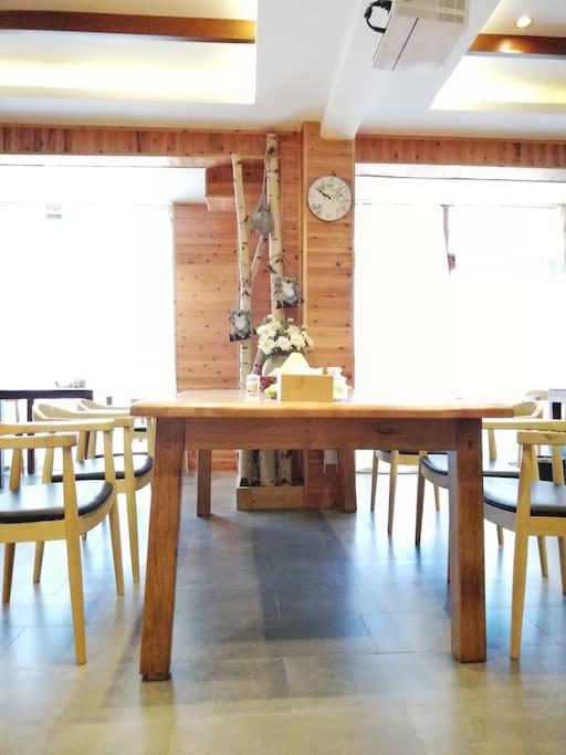 咖啡简餐厅