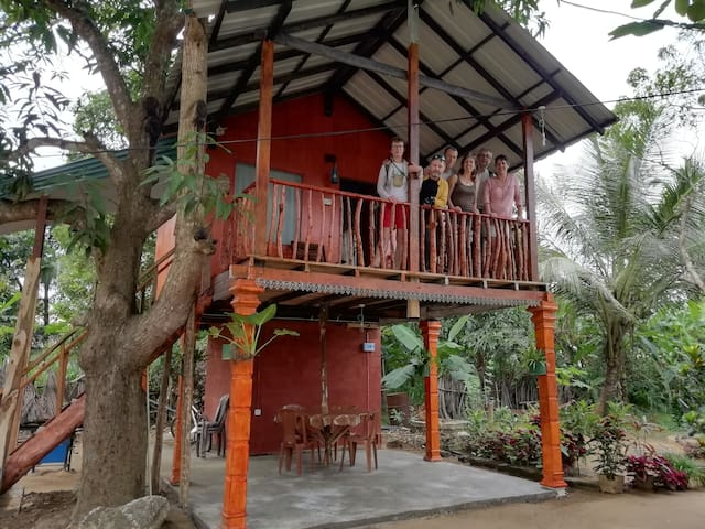 Sigiri Sky Tree House