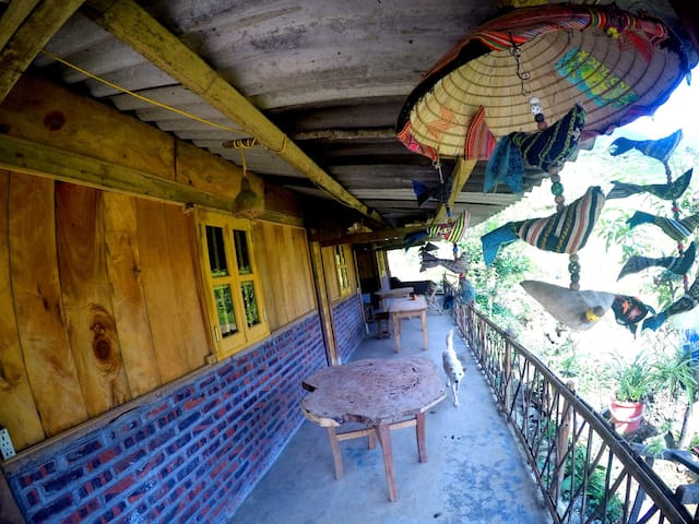 Double room with Miku Chill House in Sapa, Vietnam