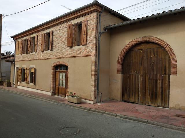 Maison de campagne - Ancienne épicerie du village