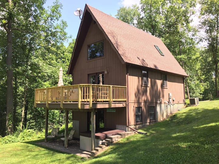 VISTAVIEW CABIN -- Grandview Motel, LLC