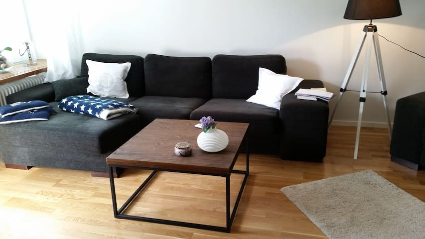 2rooms cozy new flat in Bromma
