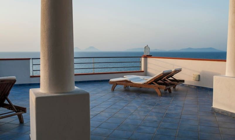 2-room apartment 3min to beach WE SPEAK ENGLISH! - Capo d'Orlando - Apartament