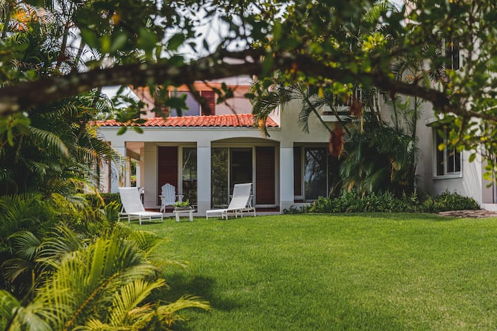 Villa Alegre | Recently remodeled resort villa at Dorado Beach Resort
