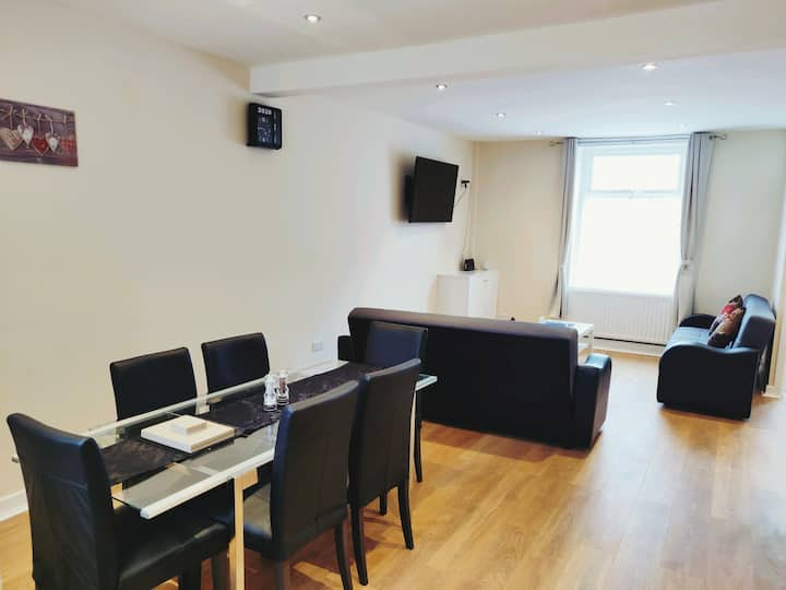 Modern holiday let in Skipton, North Yorkshire