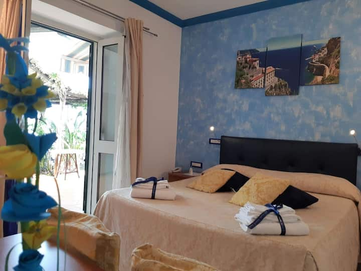 "B&B Ravello Rooms "" Double room, sea view terrace"""