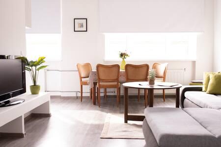 Jõgeva Apartment - kõigi mugavustega peatuspaik