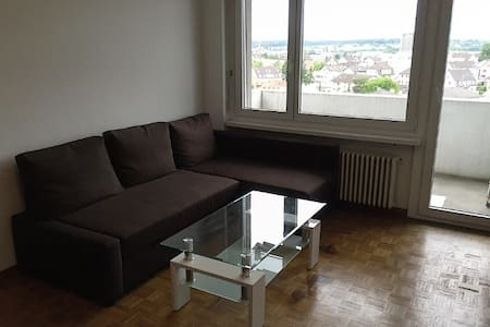 Nice apartment very well connected - Zurych - Apartament