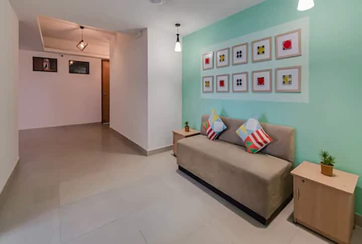 Furnished Apartment Near Mayur Vihar Phase -3