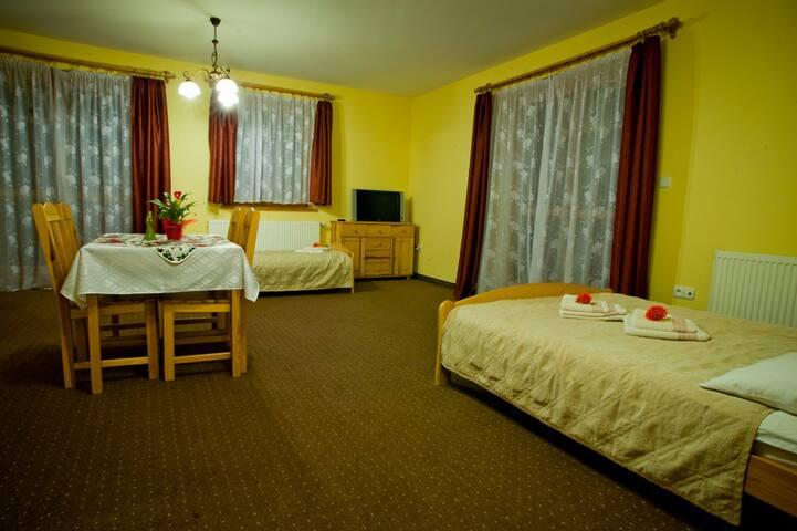 Apartament nr 2 dla 8 osób - Kościelisko - Flat