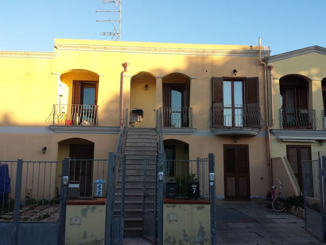 Apartment with three rooms in Pula
