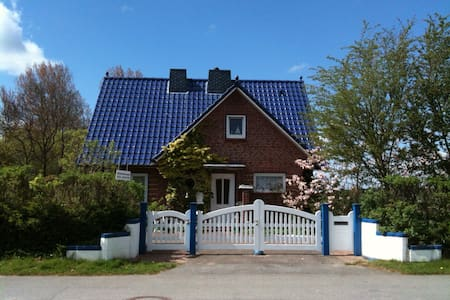 Schickes  Appartement Arnis - Grödersby - Huoneisto