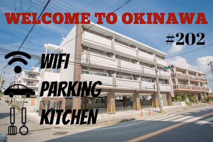 気軽に泊まれるワンルーム/Budget APT/一间房-沖縄琉球OKINAWA #202
