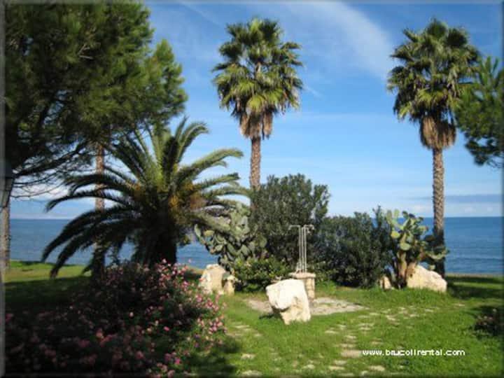 By the sea - Baia dei Turchi Sicily