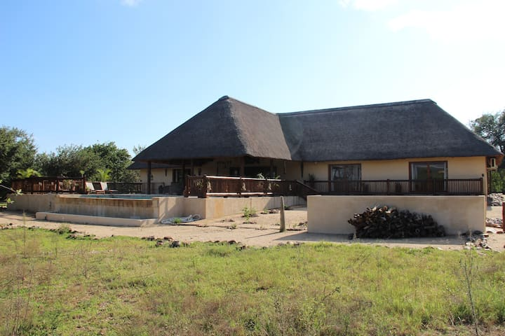 Blyde Wildlife Estate, Big Luxury house