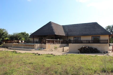 Blyde Wildlife Estate, Big Luxury house