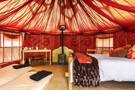 Plush Tents Glamping, Wedding Venue - West Sussex