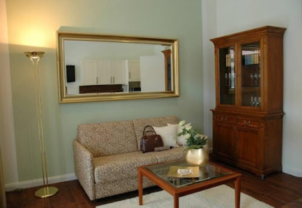 "Apartment ""grün"" ""Klassisch elegant"""