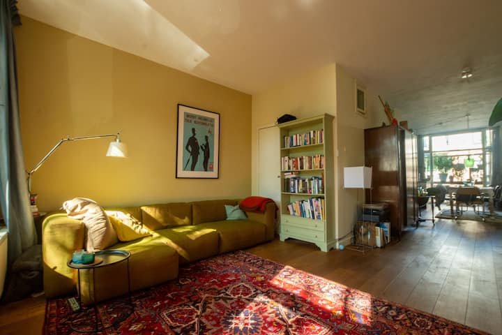 Spacious historic appartment in the Old North
