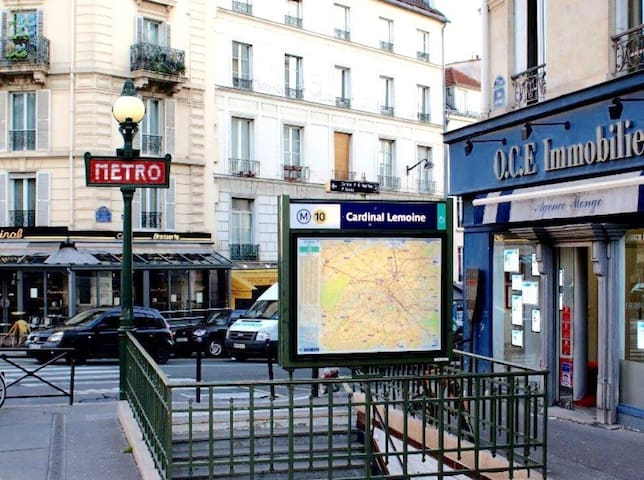 Cozy Apartment in the Heart of Paris