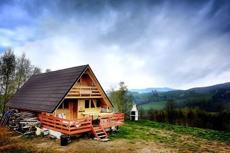 Domek w górach - Marcinów