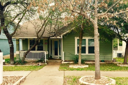 Cozy cottage style home in Cedar Park. - Cedar Park - Talo