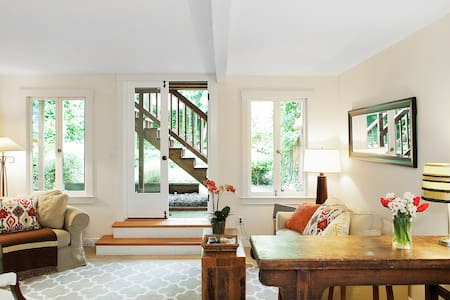 Garden Retreat steps from Haight St - San Francisco - Talo