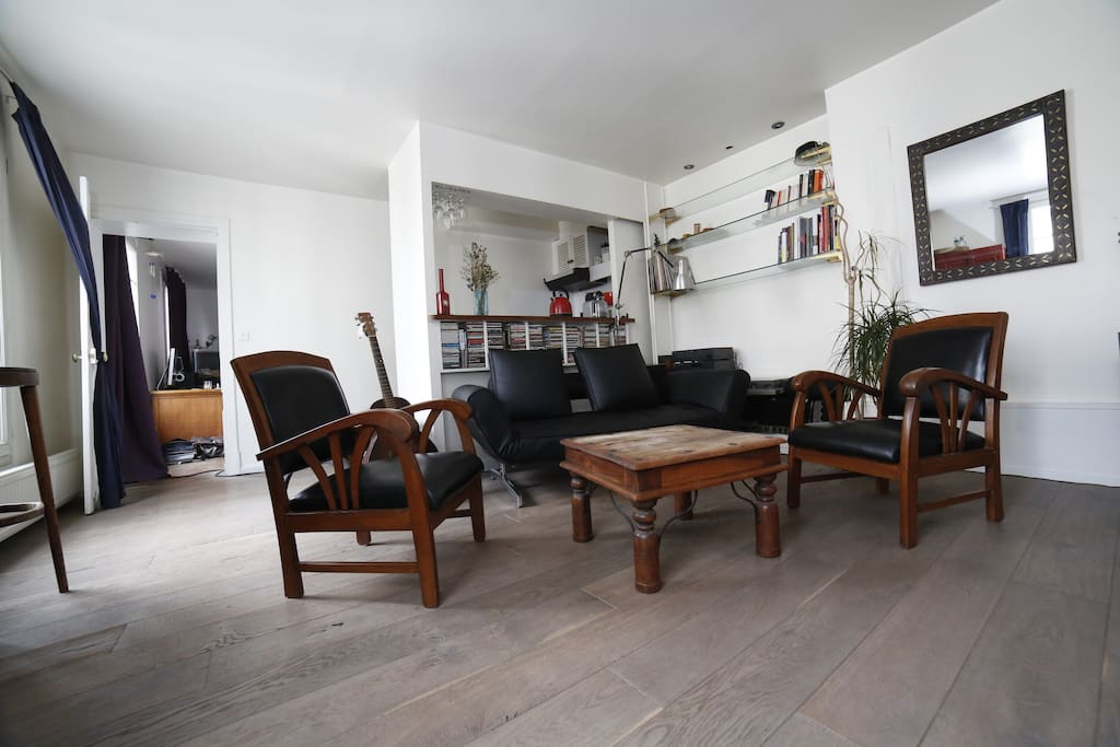 Canal St Martin 550 Square Feet Apartments For Rent In