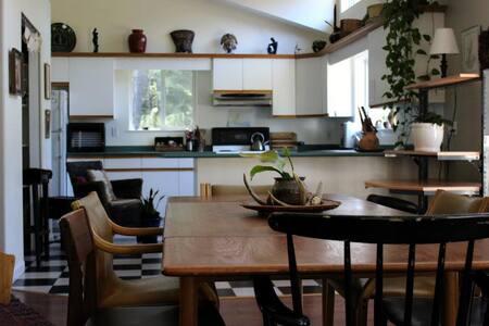 Stylish, Light Eco-Chic Modern Flat