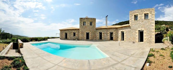 Mani stone House