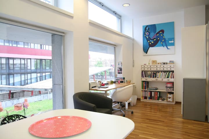 Studio apt in the centre - Любляна - Квартира
