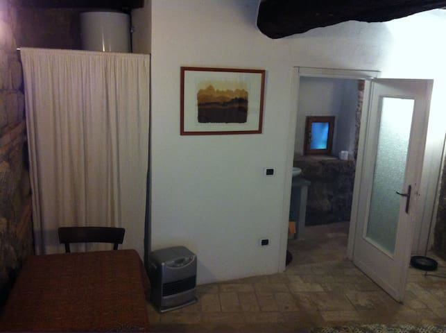 Bedroom with bathroom - Bomarzo - Appartement