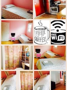 Cozy Private Room 1-3people - Queens - Maison