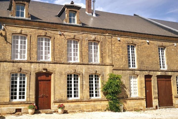 Oude Relais de Poste - Hôtel Beury