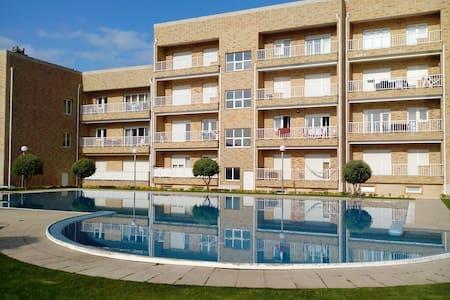 Apartamento de praia com piscina  - Labruge - Appartement